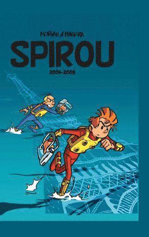 bokomslag Spirou 2004-2008