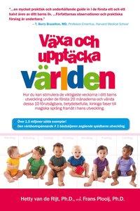 bokomslag Växa och upptäcka världen : tio steg i barnets mentala utveckling