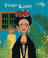 bokomslag Total genial! Frida Kahlo