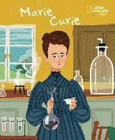 bokomslag Total genial! Marie Curie