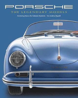 bokomslag Porsche: The Legendary Models