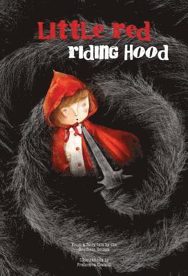 bokomslag Little red riding hood