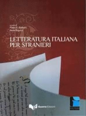 bokomslag Letturatura Italiana Per Stranieri