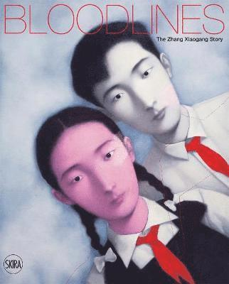 bokomslag Bloodlines - the zhang xiaogang story