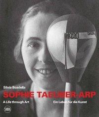 bokomslag Sophie Taeuber-Arp (bilingual edition)