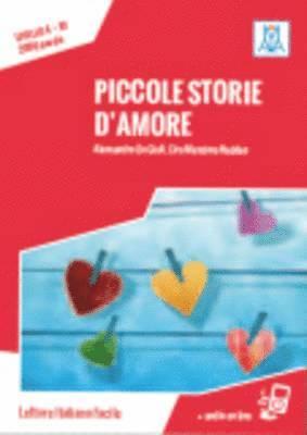 bokomslag Piccole Storie D'Amore - Book+CD