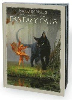 bokomslag Fantasy cats