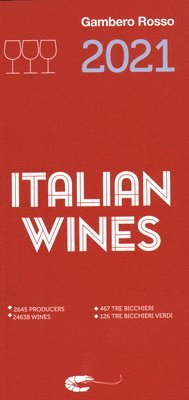 bokomslag Italian Wines 2021