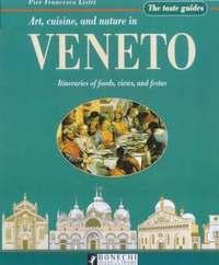 bokomslag Veneto, the Taste Guide