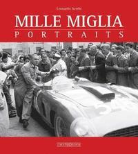 bokomslag Mille miglia portraits