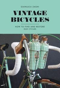 bokomslag Vintage Bicycles: How to find and restore old cycles