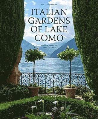 bokomslag Italian Gardens of Lake Como