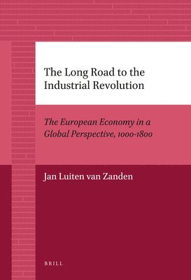 bokomslag The Long Road to the Industrial Revolution: The European Economy in a Global Perspective, 1000-1800