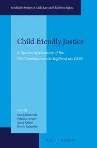 bokomslag Child-Friendly Justice