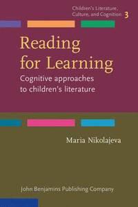 bokomslag Reading for Learning