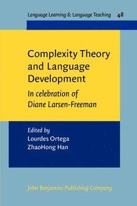 bokomslag Complexity Theory and Language Development