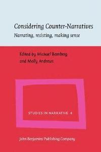 bokomslag Considering Counter-Narratives