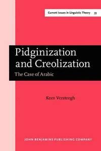 bokomslag Pidginization and Creolization