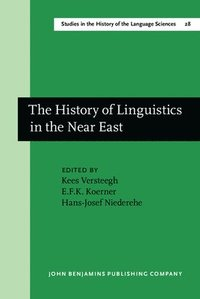 bokomslag The History of Linguistics in the Near East