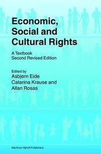 bokomslag Economic, Social And Cultural Rights