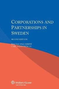 bokomslag Corporations and Partnerships in Sweden