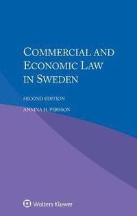 bokomslag Commercial and Economic Law in Sweden