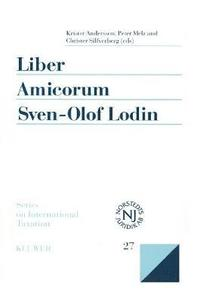 bokomslag Liber Amicorum Sven-Olof Lodin