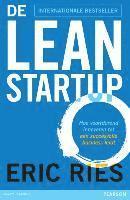 bokomslag De lean startup