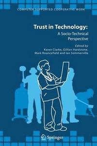 bokomslag Trust in Technology: A Socio-Technical Perspective