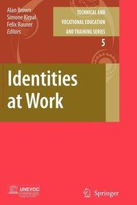 bokomslag Identities at Work