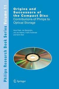 bokomslag Origins and Successors of the Compact Disc
