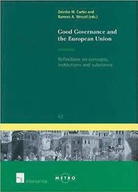 bokomslag Good Governance and the European Union