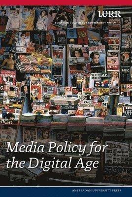 bokomslag Media policy for the digital age