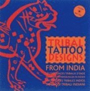 bokomslag Tribal Tattoo Designs from India