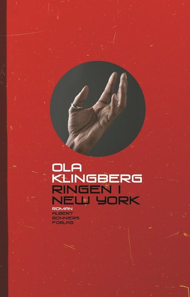 bokomslag Ringen i New York : roman