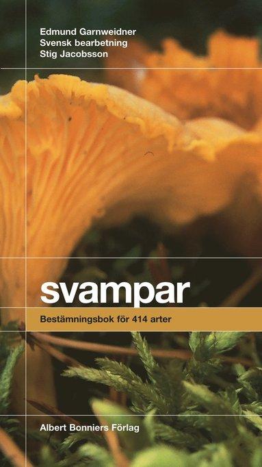 bokomslag Svampar