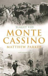 bokomslag Slaget vid Monte Cassino