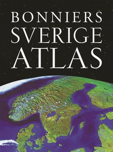 bokomslag Bonniers Sverigeatlas