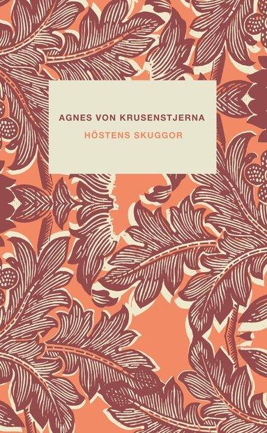 bokomslag Fröknarna von Pahlen (3), Höstens skuggor