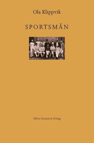 bokomslag Sportsmän