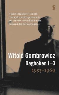 bokomslag Dagboken del 1-3