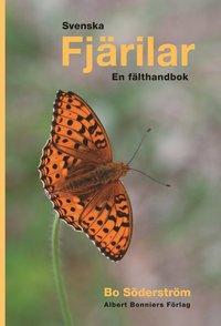 bokomslag Svenska fjärilar : en fälthandbok