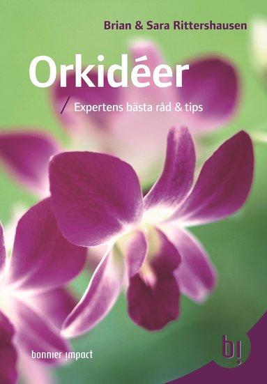 bokomslag Orkidéer : expertens bästa råd och tips