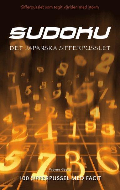 bokomslag Sudoku : Det japanska sifferpusslet