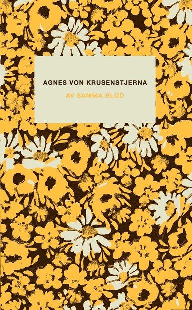 bokomslag Fröknarna von Pahlen (7), Av samma blod
