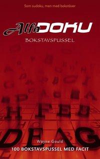 bokomslag Alfadoku : bokstavspussel : 100 bokstavspussel med facit