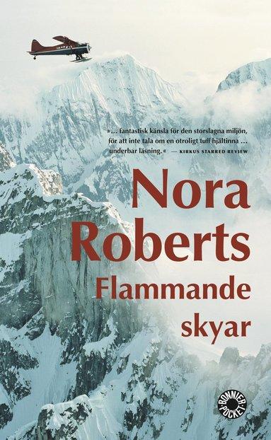 bokomslag Flammande skyar