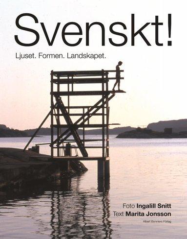 bokomslag Svenskt! : Ljuset. Formen, Landskapet.