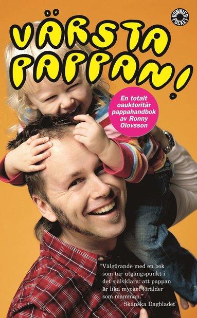 bokomslag Värsta pappan!