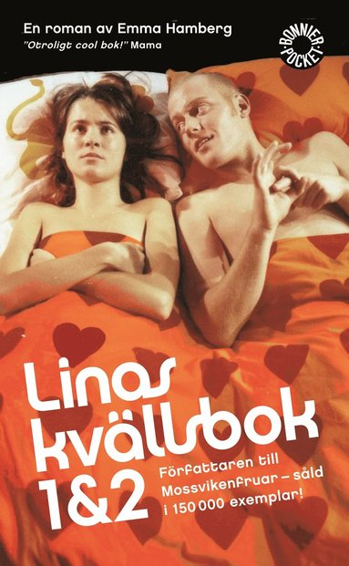 bokomslag Linas kvällsbok 1 & 2
